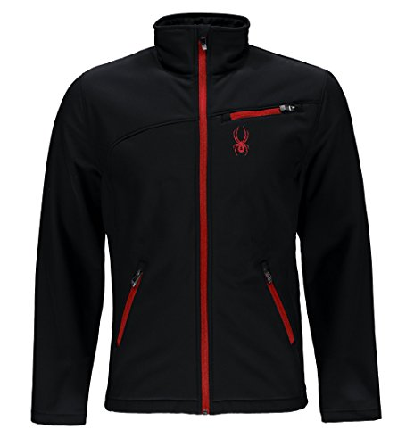 Red and Black Jacket Mens
