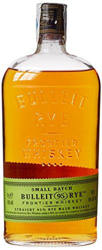 3. Bulleit Rye Whisky