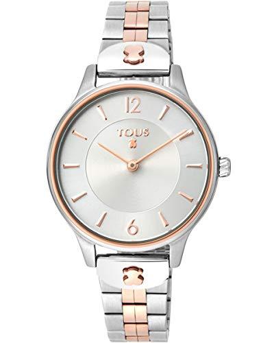 TOUS Reloj MUJERLEN SS/IPRG ESF Silver Brazalete- Ref 100350430