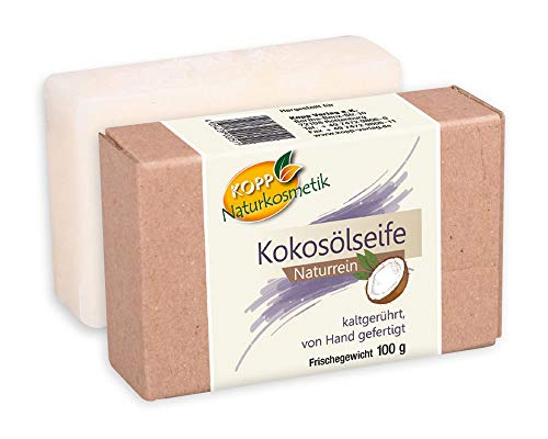 Kopp Naturkosmetik Kokosölseife - vegan