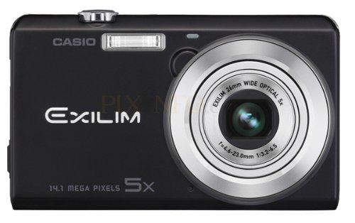 Casio Exilim EX-ZS15 - Cámara digital 14.1 Megapíxeles