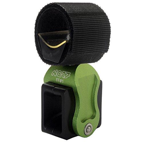 NC-17 FF#1 Führen und Folgen Kettenspanner grün für alle Rahmen/Ketten/Kettenblätter