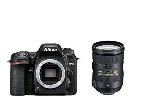 D7500 KIT AF-S DX 18-200 1: 3.5-5.6G ED VR II