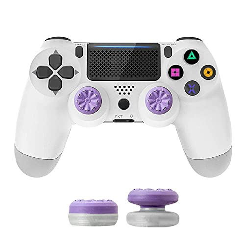 ZWWB La vibración de Bluetooth del Controlador PS4 es Adecuada para el Joystick inalámbrico Playstation 4 PC es Adecuado para el Gamepad Controle PS4