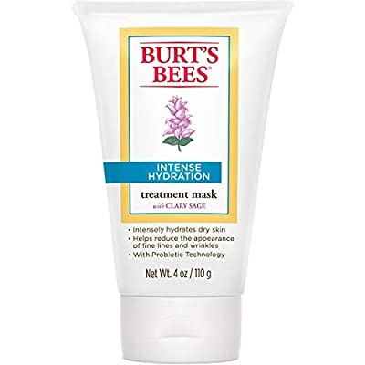 Burt's Bees Intense Hydration Treatment Mask - 4oz Mask