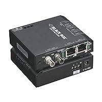 Hardened Media Converter Switch - 2 X Rj-45 1 X St Duplex - 10/100base-tx 100