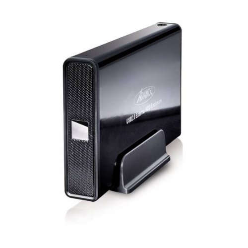 Advance BX-306BK - Caja de disco duro para SATA de 3.5