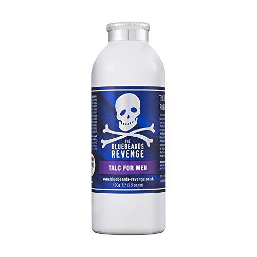 The Bluebeards Revenge Talc Pulver für Herren, 100 g