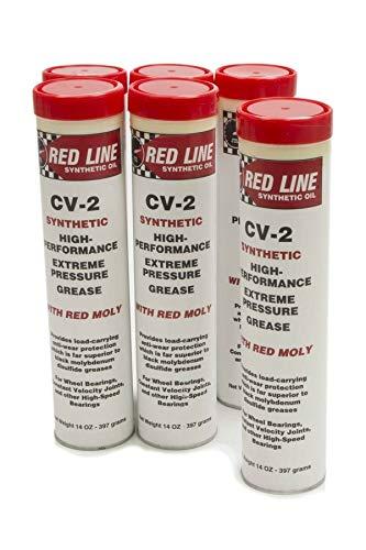 CV-2 Synthetic Grease Cartridge Case/6-14oz