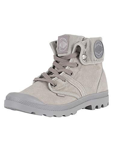 Palladium Herren Pallabrouse Baggy Boots, Grau, 46 EU
