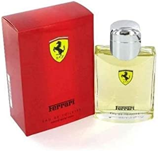 Ferrari Red By Ferrari For Men Edt Spray 4.2 Oz