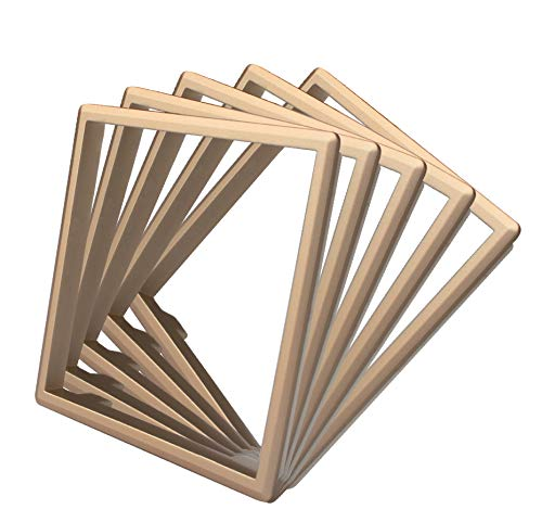Livolo 5 x lijst in goud voor Livolo stopcontacten decoratieve frames stopcontact verfraaien frame vervangen nieuw design voor wandbekleding