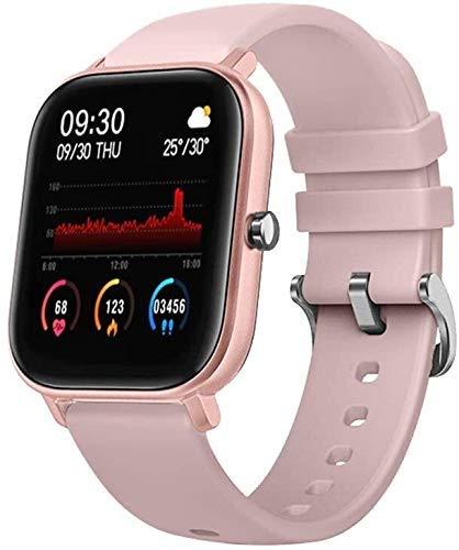 TIANYOU Fitness Tracker P8 Smart Watch Pulsera Deportiva Bluetooth Tasa Del Corazón Sueño de la Presión Arterial Monitoreo de la Aplicación Control para Deportes Al Aire Libre Modos