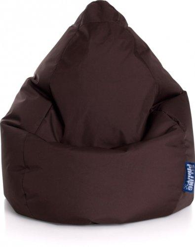 SITTING POINT only by MAGMA Sitzsack Brava Bean Bag XXL ca. 300 Liter braun