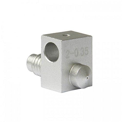 J-head hotend nozzle & heater cartridge