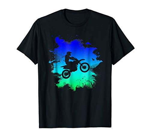 Motocross and Dirt Bike T-Shirt For Off Road