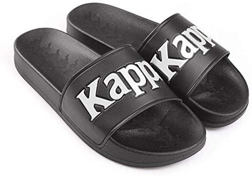 Kappa 222 Banda Adam 9, Schwarz (schwarz / weiß), 37.5 EU