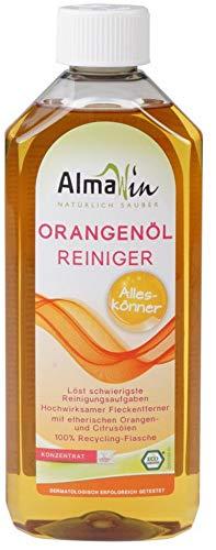 AlmaWin Bio Orangenöl-Reiniger (2 x 500 ml)