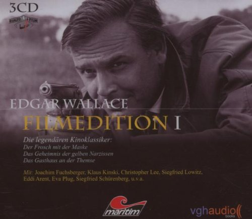 Edgar Wallace - Filmedition I