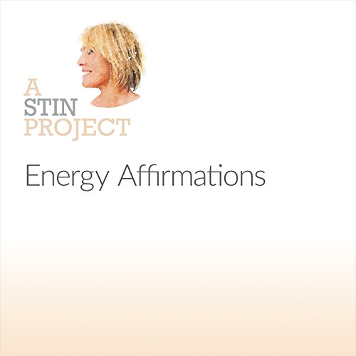 Energy Affirmations audiobook cover art