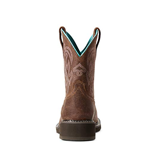 Product Image 2: ARIAT Women's Collection Cowboy Fatbaby Leather Western Boots, Heavenly Brushed Brown, 5.5