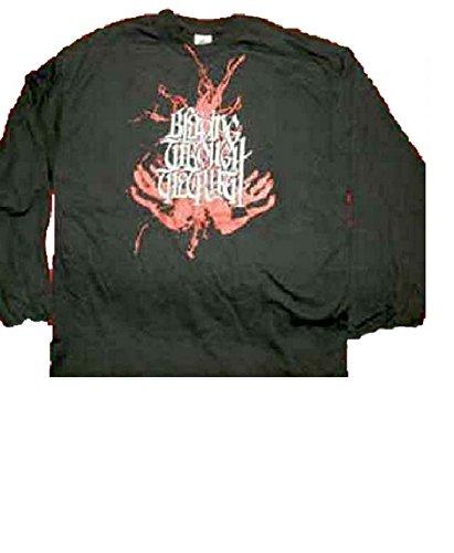 Backstage fashion - T-Shirt à manches longues - T-shirt - Manches Longues - Homme Noir Noir - Noir - X-Large