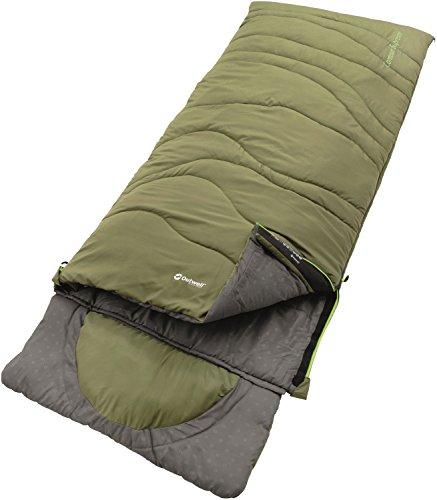Outwell Schlafsack Contour Supreme +2 Grad - Deckenschlafsack