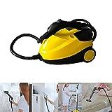 FANGX 2000W Limpiador De Vapor De Alta PresióN para ElectrodoméSticos Campana Acondicionador De Aire Limpieza De Pisos, Multifuncional Vaporeta De Limpieza, 2000ML