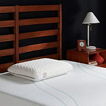 Tempur-Pedic TEMPUR-Cloud Pillow for Sleeping Standard White