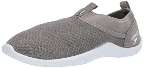 Speedo Womens Water Shoe Tidal Cruiser,Grey,9