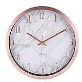 Irinay Reloj De Pared Sin 12 Pulgadas Chic Casual (30 5 Cm) Reloj De Pared Relojes De Pared Modernos Y Silenciosos Para Sala De Estar O Reloj De Pared Diseño Antiguo De Época Estilo Rústico Moderno De