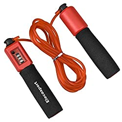 10 Best Jump Rope With Digital Counters