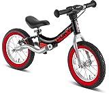 Puky Laufrad LR Ride BR 4092 Schwarz Hinterradfederung Bremse Luftbereift Lernlaufrad Kinderlaufrad für Kinder, Link führt zur Produktseite bei Amazon