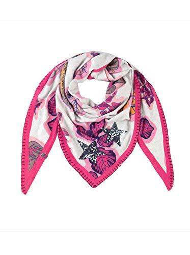 Lieblingsstück Dreieck-Schal Blätter Damen