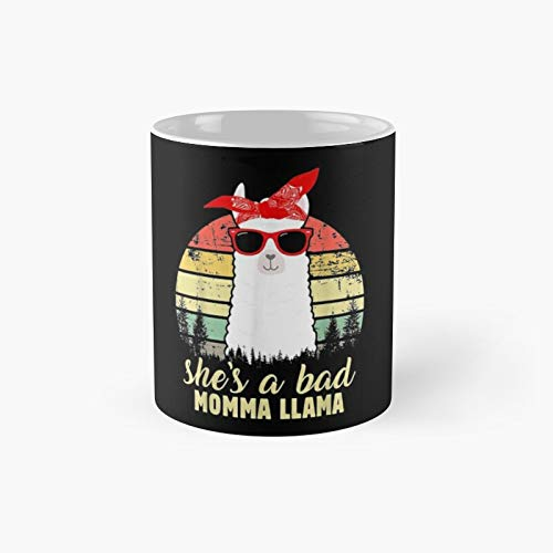 She's A Bad Momma Classic Mug 11 Oz