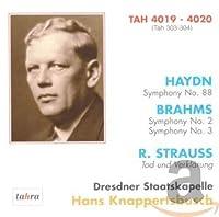Haydn/Brahms: Symphonies