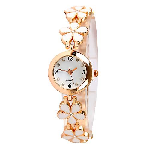 vwlvrsco Bracelet Bangle Jewelry Gift,Bracelet for Women Girls,Quartz Bracelet Watch Gift,Bracelet Holder,Bracelet String Beads White