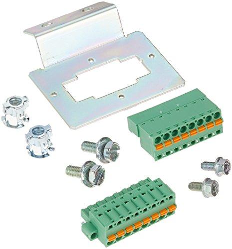 Schneider Electric LGY4231 - Placa sop. conector bornero de 8 hilos