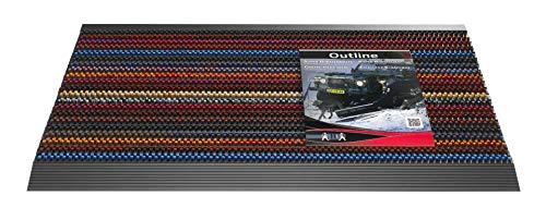 deurmat outline kameleon 50x80cm