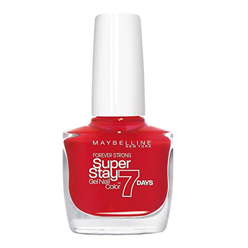 Gemey Maybelline Forever Strong Pro - 08 Rouge Passion