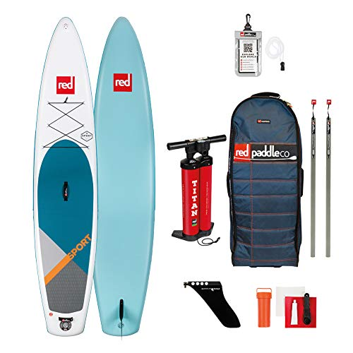 Red Paddle Sport 12'6' MSL, SUP Unisex Adulto, Multicolor, Unica