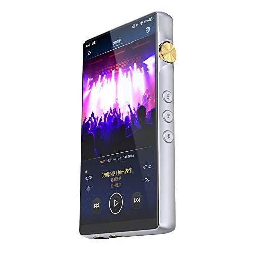 iBasso Audio(アイバッソ オーディオ) デジタルオーディオプレーヤー iBasso Audio DX160 ver.2020 シルバー DX160V2SL [32GB]