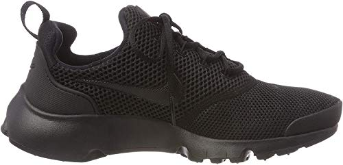 Nike Jungen Presto Fly GS 913966-001 Laufschuhe, Schwarz (Black/Black/Black 001), 36 EU