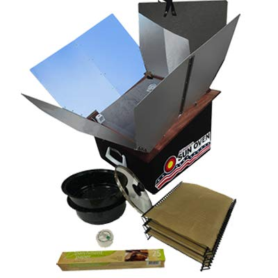 7 Best Rated Solar Powered Oven Cookers - Top Reviews 1