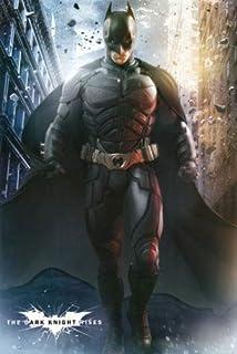 "Hotstuff Batman Dark Knight Rises Movie Poster DC Comics Christian Bale 24""x36"""