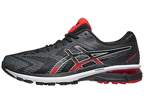 ASICS Men's GT-2000 8 Shoes, 10.5M, Black/Sheet Rock