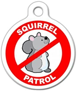 Best squirrel patrol dog tag Reviews