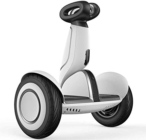 Segway Ninebot S Plus Smart Self Balancing Transporter - Pro Hoverboard for Adults & Kids Gift - Intelligent Following Robot - UL 2272 Certified