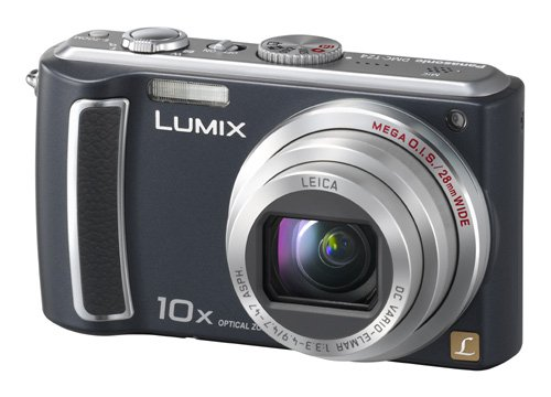 Best Review Of Panasonic Lumix DMC-TZ4K 8.1MP Digital Camera with 10x Wide Angle MEGA Optical Image ...