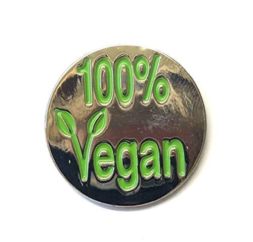 Pin de metal vegano – UK Company